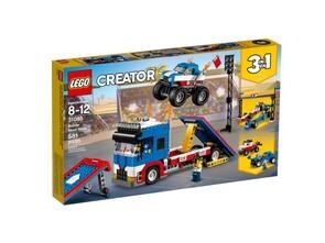 Lego® City Mobile Arktis-Forschungsstation 60195Lego Spielzeug ab 7 Jahre