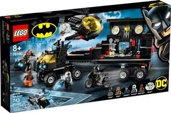 LEGO® DC Batman™ Figur Batman mit Batarang 76120 BRANDNEU